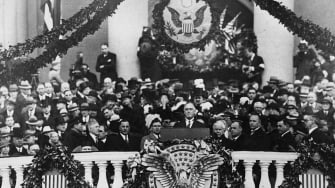 FDR inaugural in 1933