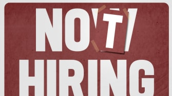 Not hiring.
