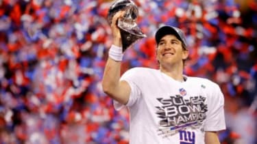 With two Super Bowl titles under his belt, New York Giants quarterback Eli Manning is arguably a better clutch player than his legendary big brother Peyton.