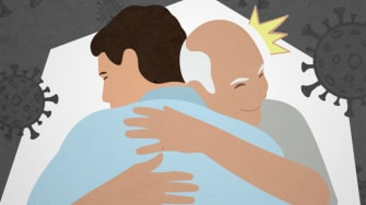 A hug.