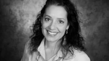 NPR host Lisa Simeone