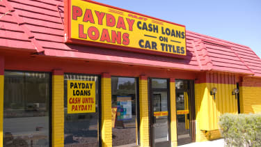 Payday loans usually turned into a cycle of debt.