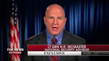 H.R. McMaster on Fox