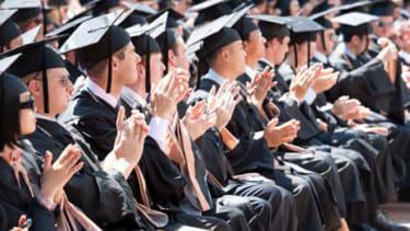 Georgetown's McDonough School of Business 2010 graduating class.