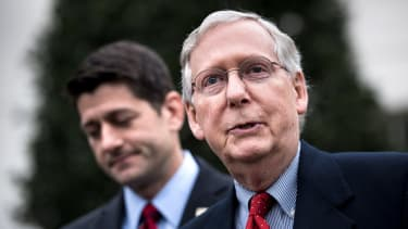Mitch McConnell and Paul Ryan have their work cut out for them.