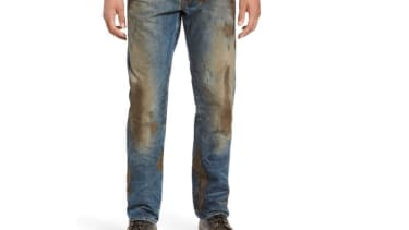 Muddy jeans for $425. Yes, really.