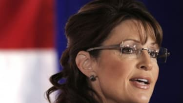 Some expect Sarah Palin and Glenn Beck will have big announcements at their 9/11 event.