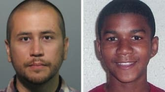George Zimmerman's mug shot: The neighborhood watchman indicted for second-degree murder was raised Catholic and served as an alter boy from age 7 to 17.