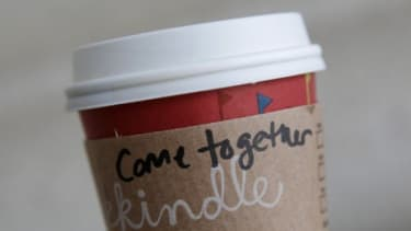 It seems some D.C.-area baristas aren't really interested in spreading CEO Howard Schultz' message.
