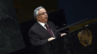Ambassador Abdallah Al-Mouallimi.