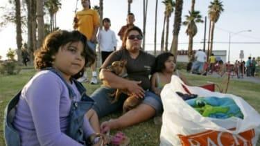 A 7.2 magnitude earthquake left Mexican residents reeling.
