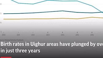 China waging demographic war on Uighurs