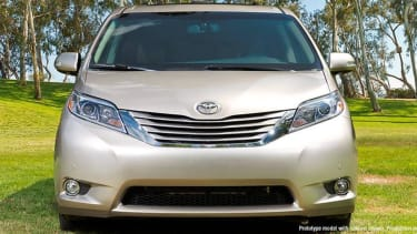 New Toyota minivan feature makes it easier to scream at your kids