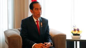 Indonesian President Joko Widodo.
