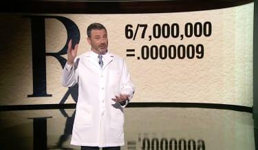 Jimmy Kimmel on J&J vaccine