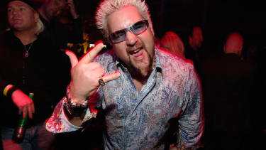 Guy Fieri's 'awesome' new menu is full of ridiculous food