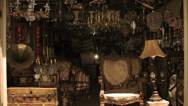 Used furniture.