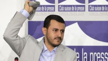 Hamza Al-Houthi.