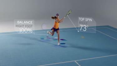 Tennis stat tracker
