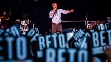 Beto O'Rourke.