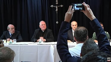 The New York Archdiocese sets up victim compensation fund