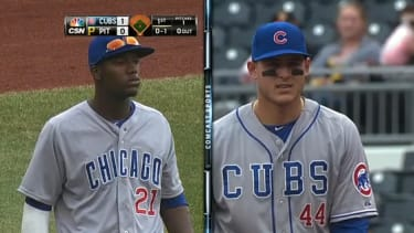 Chicago Cubs player wears wrong uniform, defines Cubs' expected season