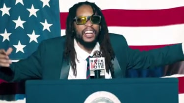 'Turn Out For What': Lil Jon, celebs urge everyone to vote with election hype video