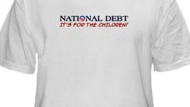 National debt: Wear it on your sleeve