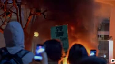 Protesters shut down Breitbart editor speech at UC Berkeley