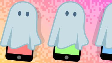 Phone ghosts.