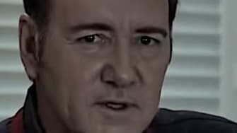 Kevin Spacey posts a video
