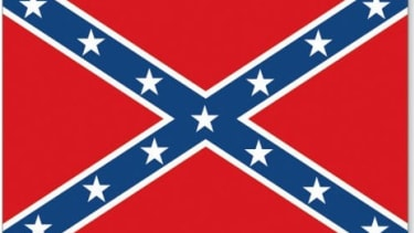 Is this a symbol of Southern pride, or racism?