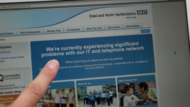 U.K.'s NHS affected by cyberattack
