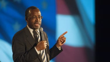 Ben Carson officially changes party affiliation to the GOP