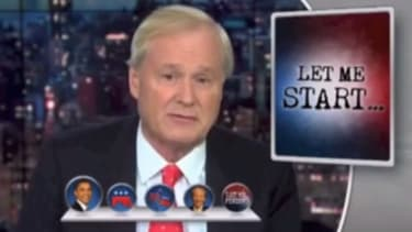 Watch this compilation of MSNBC apologies