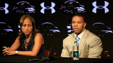 Ray Rice: 'Horrendous mistake' to not apologize for hitting my wife