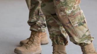 National Guard troops in Arizona