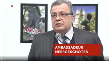 Ambassador Andrei Karlov.