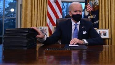 President Biden.