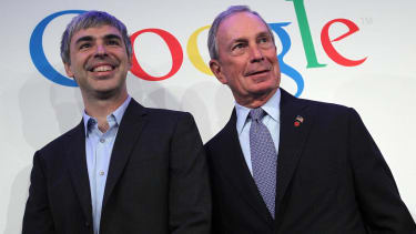 Google admits its workforce is overwhelmingly white, male