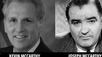 A new liberal ad tries to tie Kevin McCarthy to Joseph McCarthy