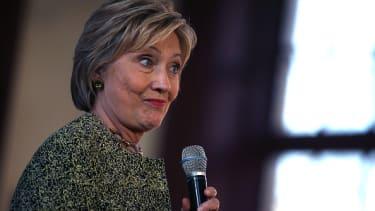 Hillary on condiments.