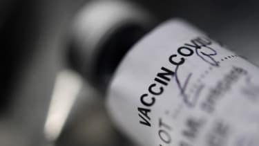 Pfizer-BioNTech COVID-19 vaccine.