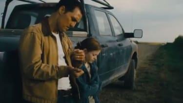 Watch the stunning first trailer for Christopher Nolan's Interstellar