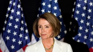 Nancy Pelosi began her political career stuffing envelopes during her father's reign as the first Italian-American mayor in Baltimore in the 1950s.