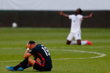 U.S. soccer team loses to Honduras