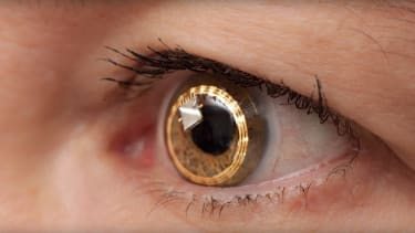 Contact lenses are about to get an upgrade.