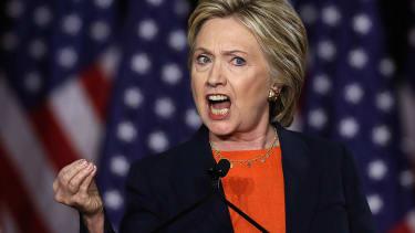Is Hillary Clinton a literal demon?