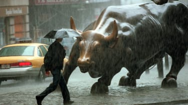 Bad news for Wall Street.