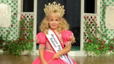 The father of JonBenet Ramsey, the 6-year-old beauty queen who was killed in 1996, says child pageants are bad for young girls.